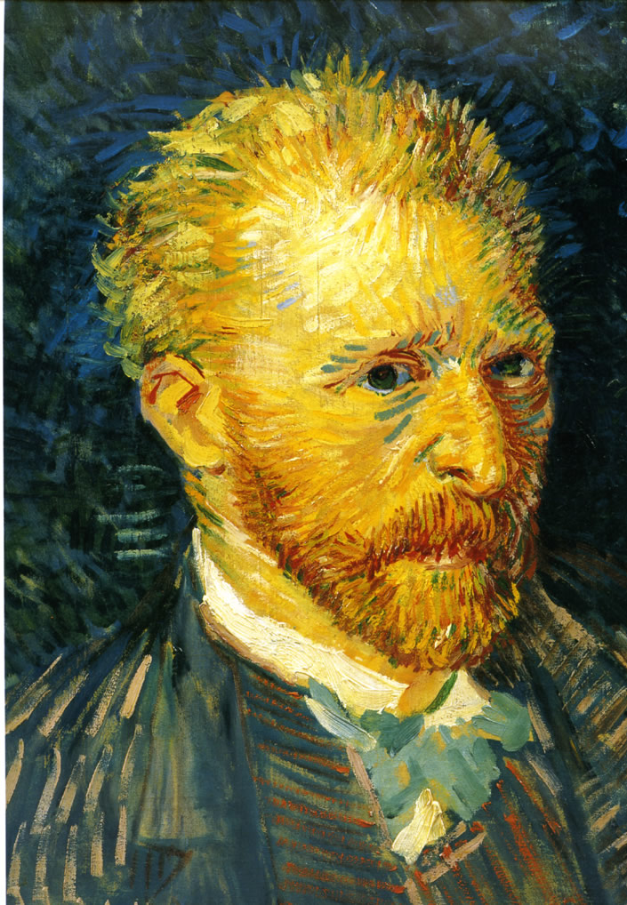 vincent van gogh self ...